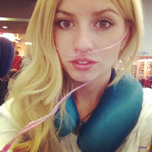 Красивые блондинки в Инстаграме