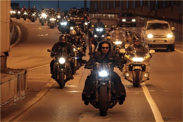 Типы байкеров на дорогах Москвы