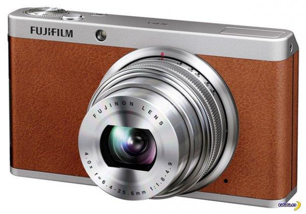 Новые компактные камеры с выставки Photokina
