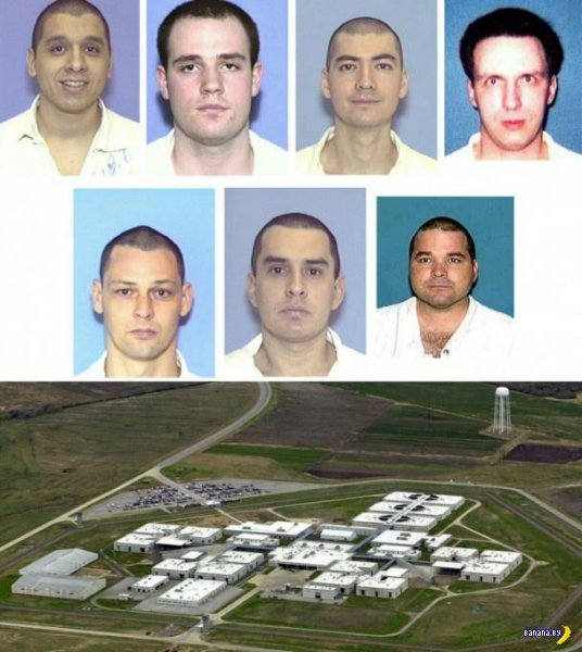 Топ-10 дерзких побегов из тюрем
