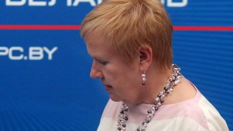 Ермошина больше не хочет проводить парламентские выборы