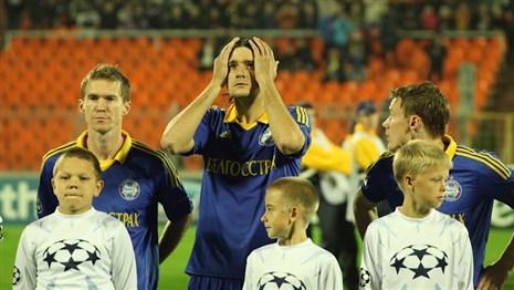 Пять мыслей о матче БАТЭ — «Бавария»