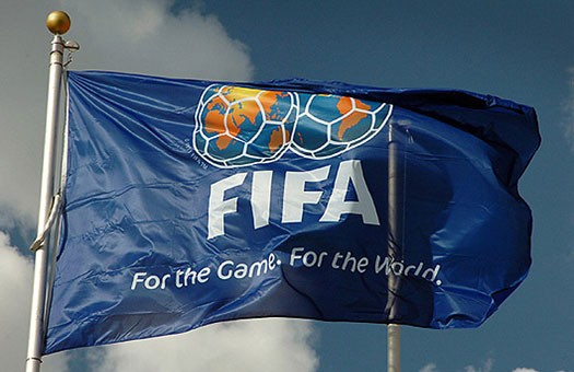 В рейтинге ФИФА Беларусь опустилась на 11 позиций