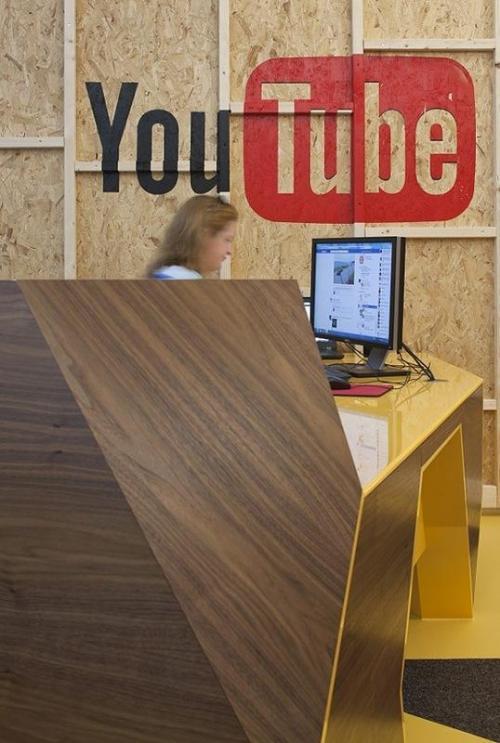 Лондонский офис YouTube