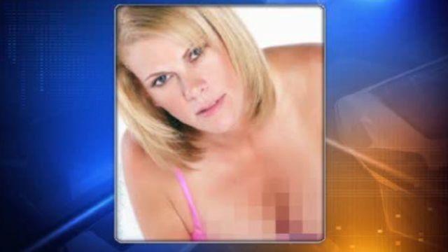 Сексуальная сержантка влипла из-за откровенных фот