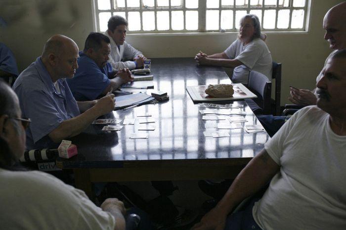 Тюремные будни в США