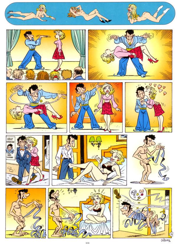 Эротические комиксы