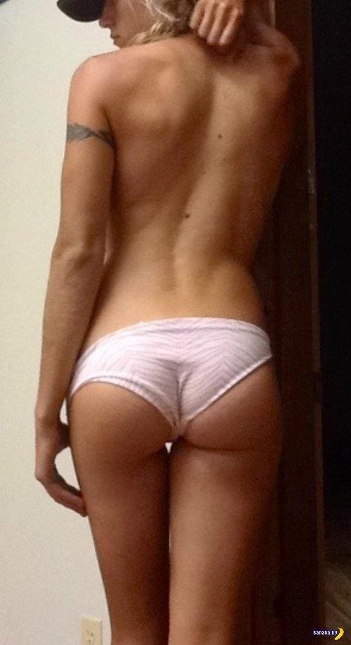 Спина как сексуальная часть тела?