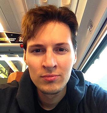 """Основатель """"ВКонтакте"""" Павел Дуров"""