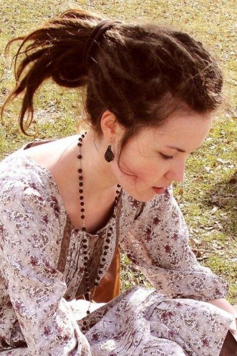 Красивые девушки с дредами