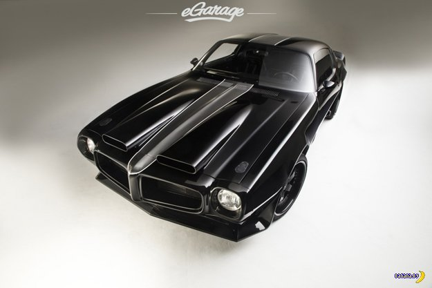 Классика: 1970 Pontiac Firebird