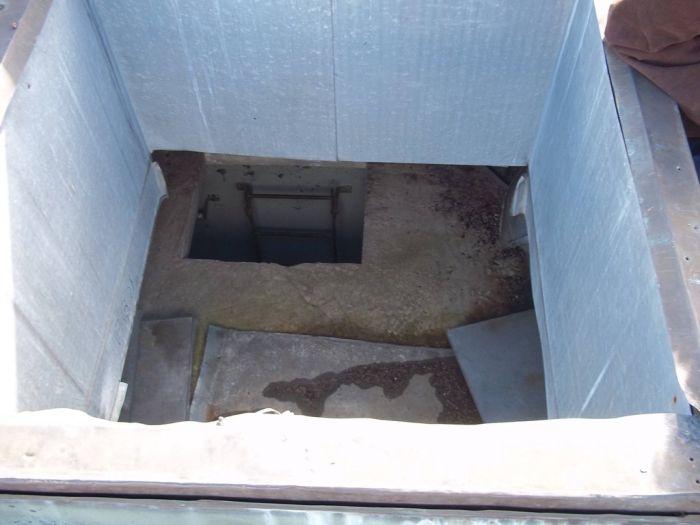 Жуткое место - заброшенная школа в Бельчертауне