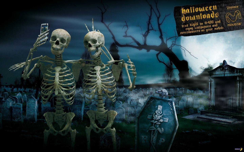 Прикольные фото скелетов 7