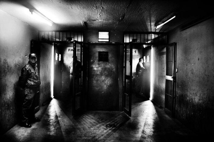 Тюрьмы в Южной Америке