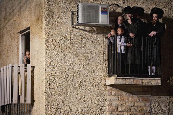 Свадьба по еврейским обрядам