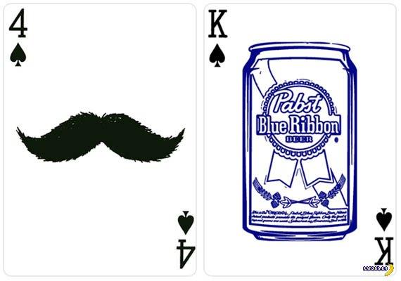 Интересные игральные карты
