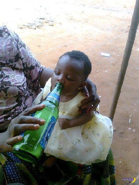 Что ещё сближает Нигерию и Россию: массовый алкоголизм