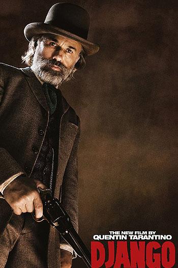 """""""Джанго освобожденный"""": постеры с Леонардо ДиКаприо и другими героями"""