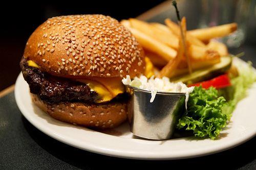 FoodPorn: И картофель фри!