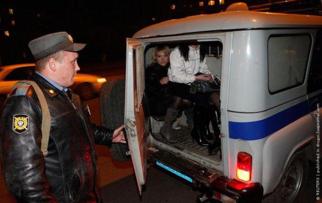 Странный способ борьбы с проституцией