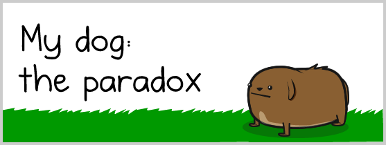 Мой пёс - парадокс