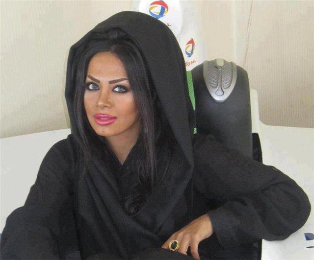 Иранские гламурные кисы