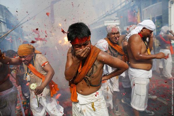 Фестиваль вегитарианцев