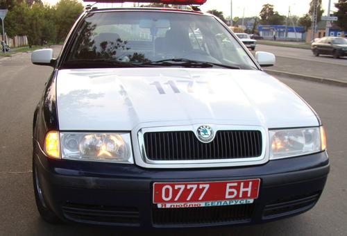 Инспектор ГАИ заставил пьяного водителя перепарковать авто. И лишил того прав на три года
