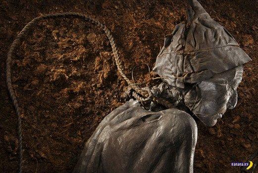 4 самых известных мумии из болот