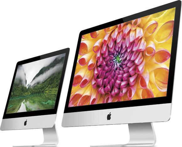 Apple представляет новый iMac