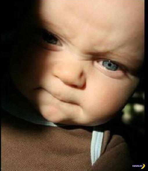 Angry Kids - злые дети