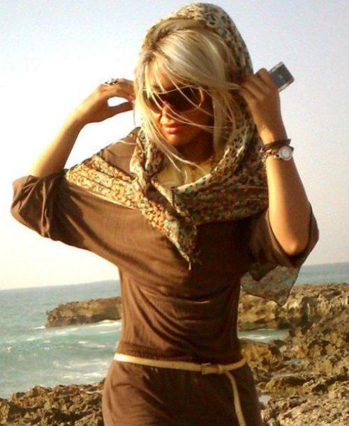 Иранские гламурные кисы - 2