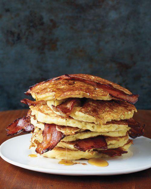 Как мог бы выглядеть твой завтрак
