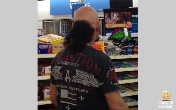 Люди из супермаркетов США