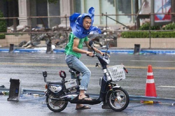 Ветер в Шанхае
