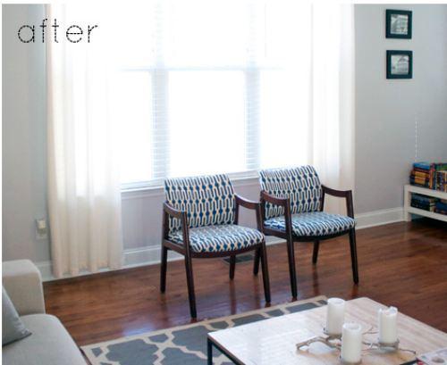 До и после - дизайн интерьера