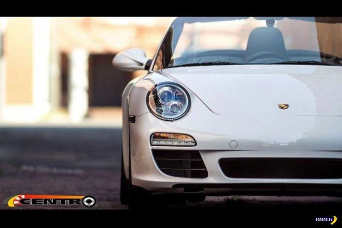 Кабриолет Porsche для Forever Alone
