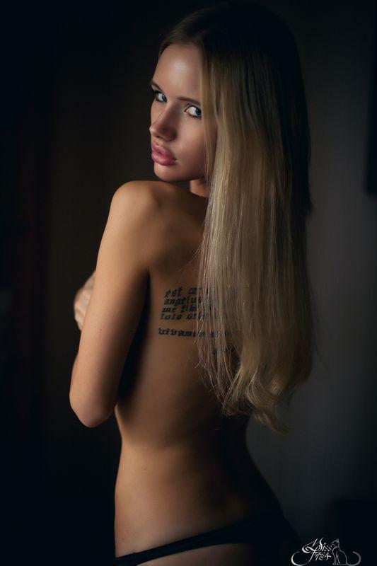 Фотоработы Ксении Почерней