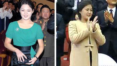 Супруга Ким Чен Ына беременна