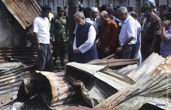 В Бангладеш сожгли 10 буддийских храмов из-за фотографии в Facebook