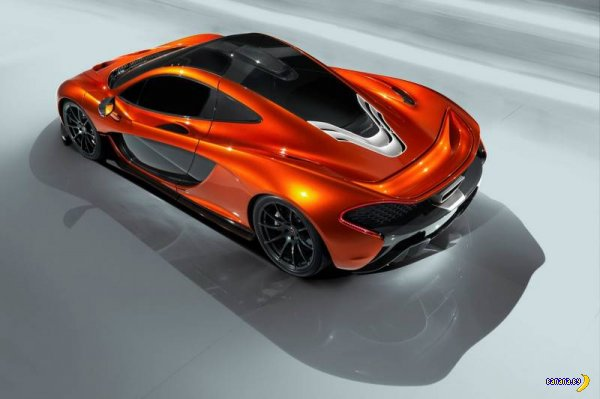 Гиперкар McLaren P1