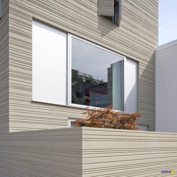 Дом в полосочку от бюро GAAGA