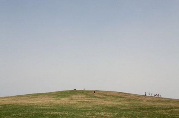 Жизнь одного холма
