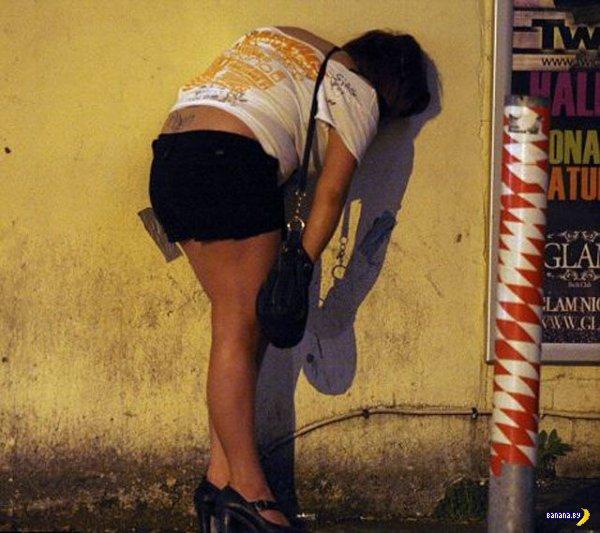 Carnage UK - пьяный беспредел британских студентов