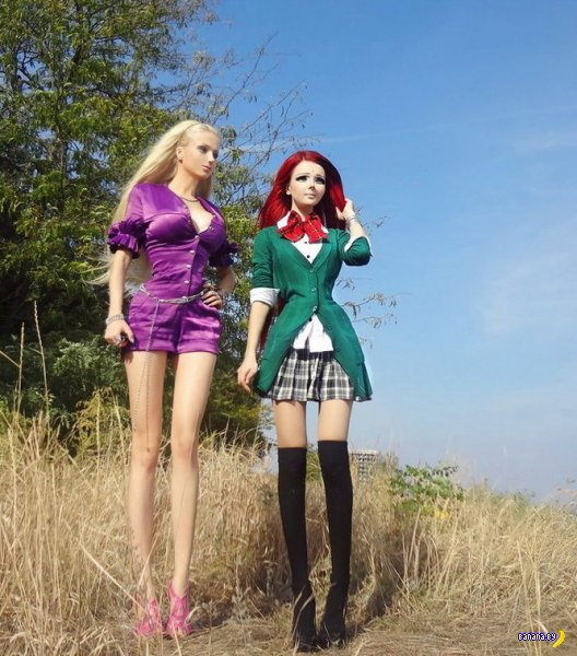 Две с половиной куклы из Украины