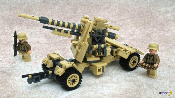 Гений танко-лего-строения