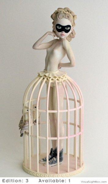 Скульптуры Eric Van Straaten