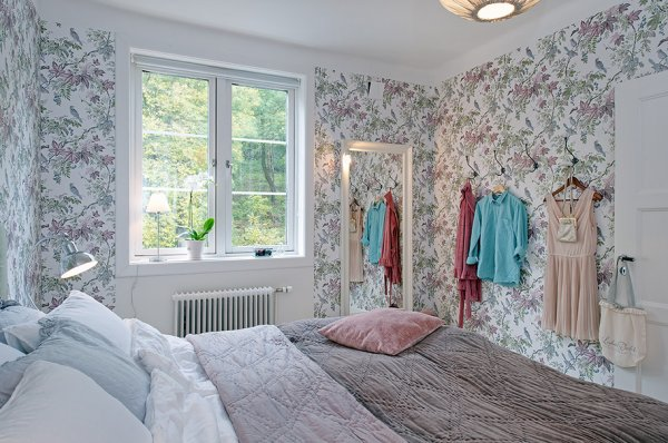Белый дом в Швеции
