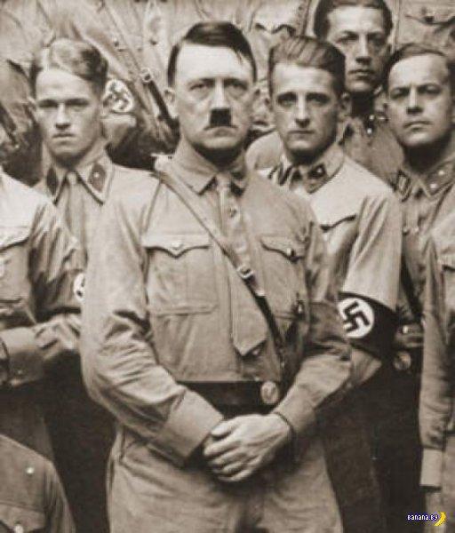 Мы Гитлеру равны?