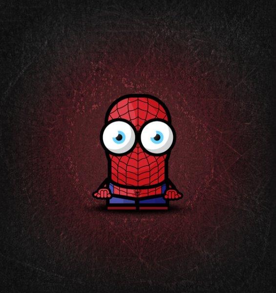 Глазастые супер-герои